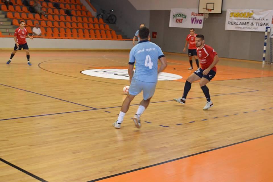 HMNK Vrgorac - FC Mostar SG