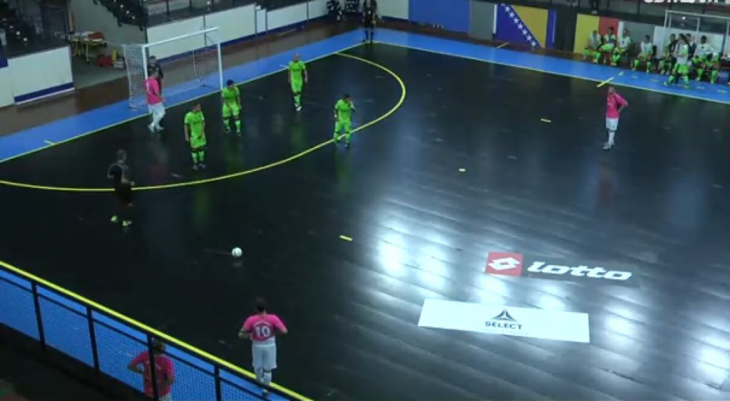 Sporting - MNK Centar