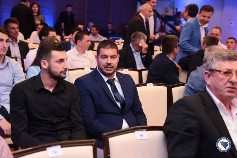 Predsjednik FC Mostar SG Staklorad, Amel Bajgorić