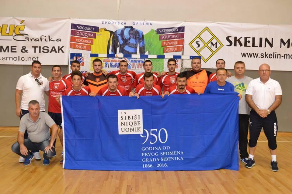 FC Mostar SG (950 godina spomena Grada Šibenika)
