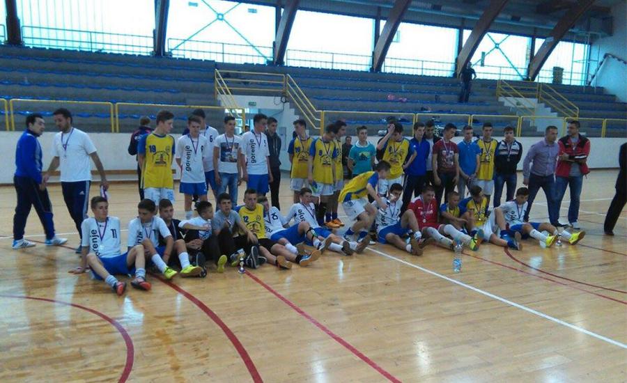 Omladinsko futsal prvenstvo RS 2015/16