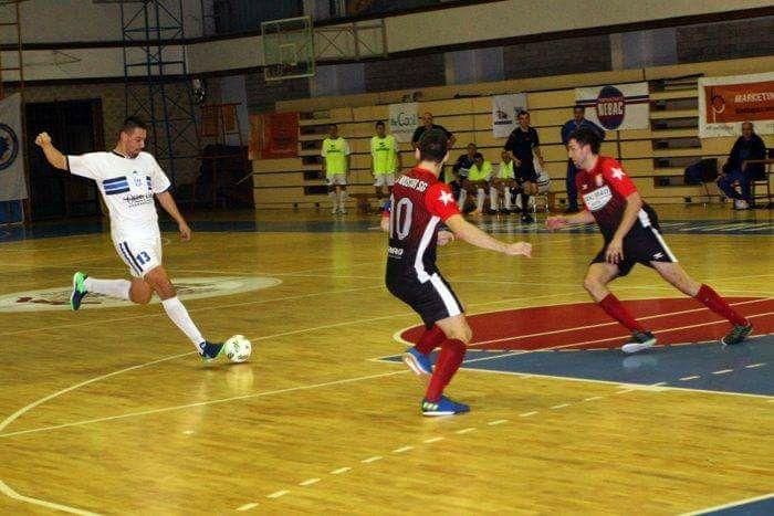 KMF Leotar 'Ocean Link' - FC Mostar SG 'Staklorad'