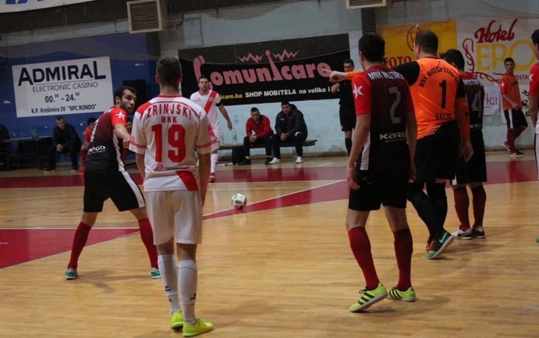 MNK Zrinjski - FC Mostar SG 'Staklorad'