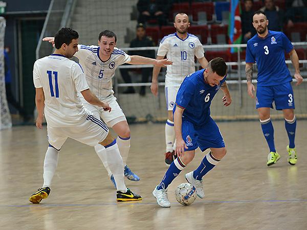 Azerbejdžan - Bosna i Hercegovina