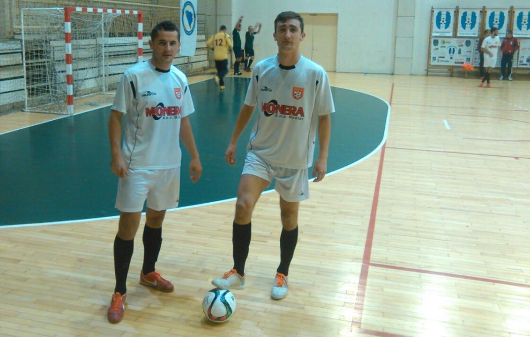 Admir Zukan (desno)