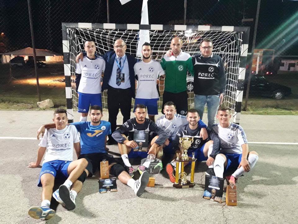 Futsal team Doborovci