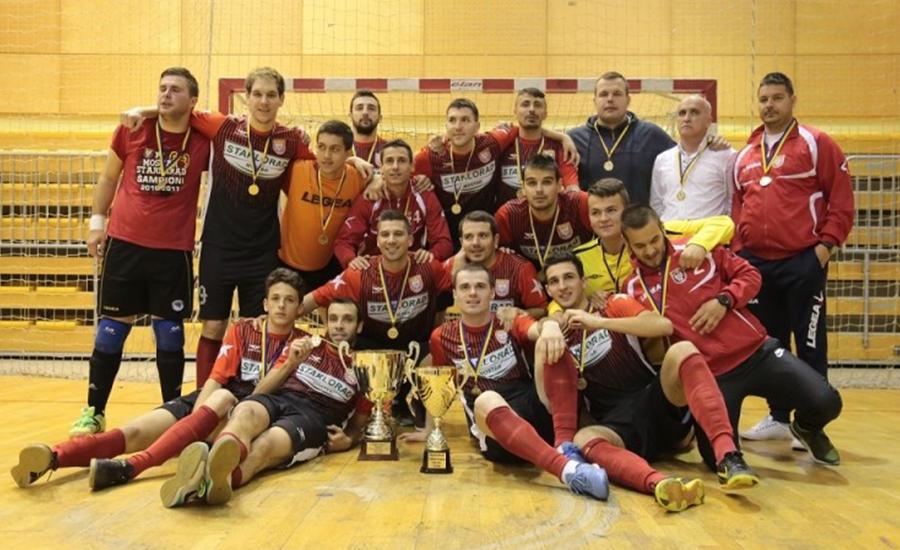 FC Mostar SG 'Staklorad' (osvajač Kup-a BiH 2016/17.)