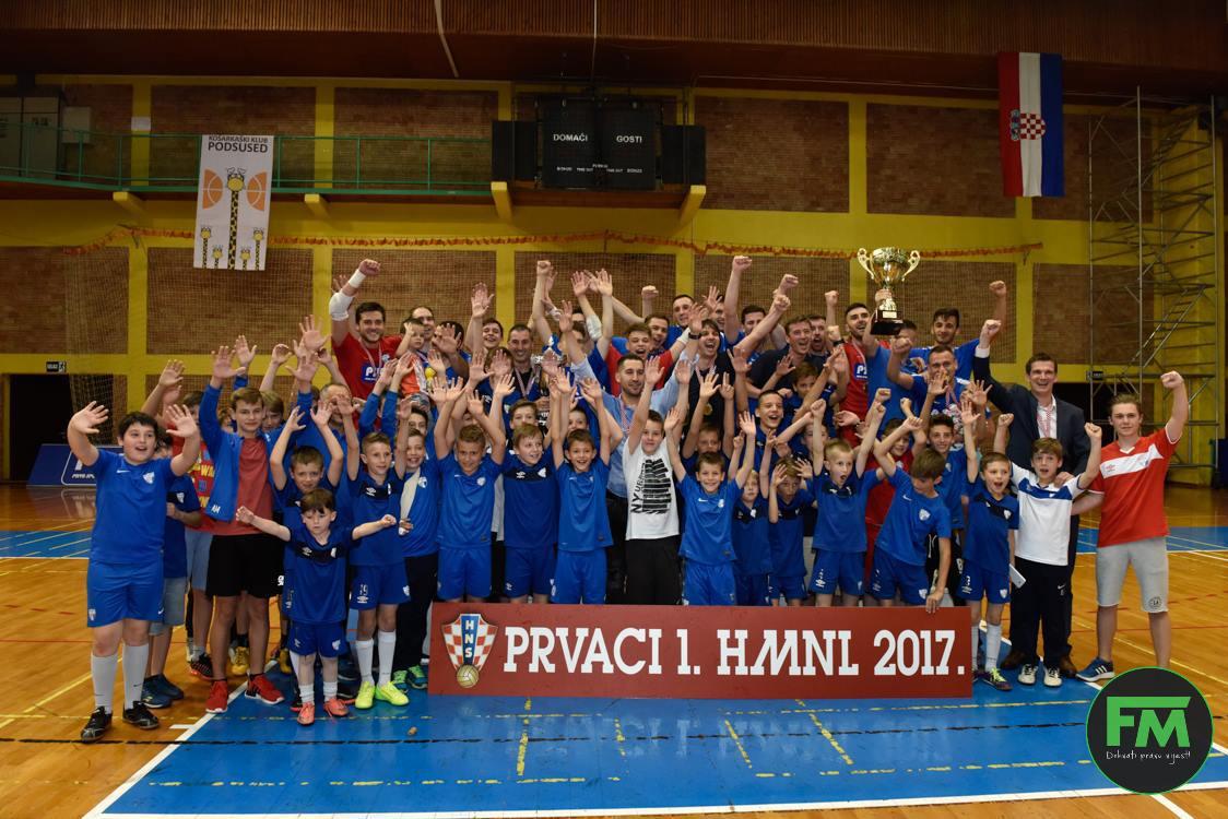 FC Nacional (prvak Hrvatske za sezonu 2016/17.)