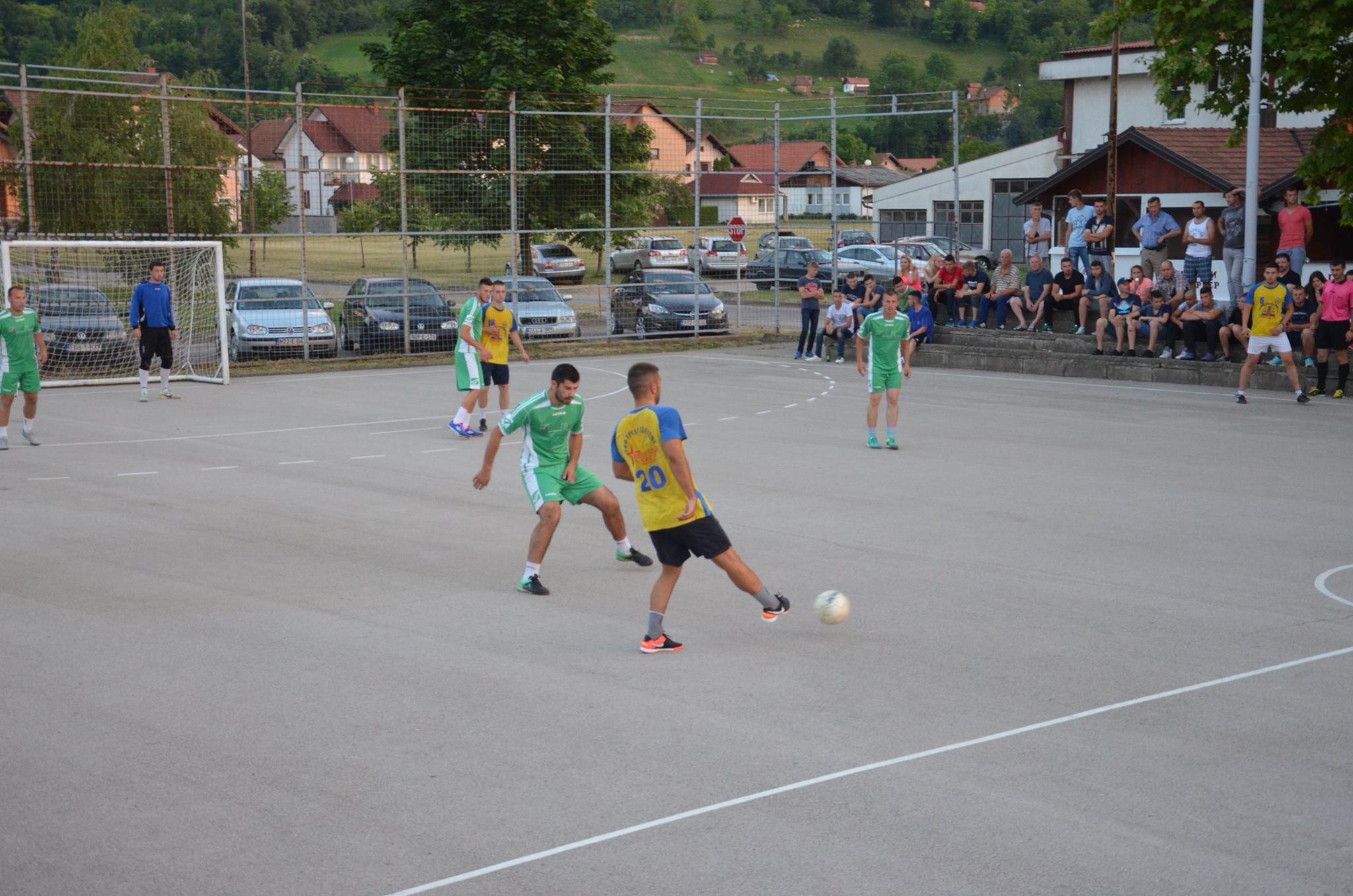 Futsal turnir