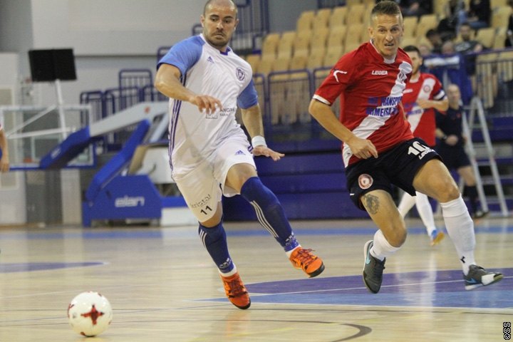 MNK Željezničar - FC Salines